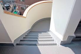 階段使用で不用品回収
