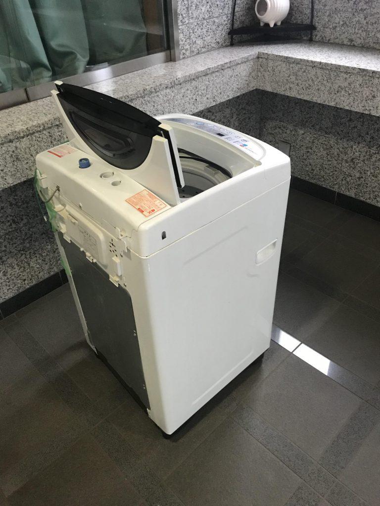 買取:洗濯機
